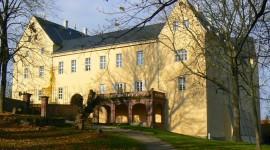 Schloss Frohburg, Ansicht von Südosten