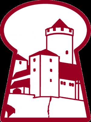 Logo Burgspion @ Elisabeth Baudisch