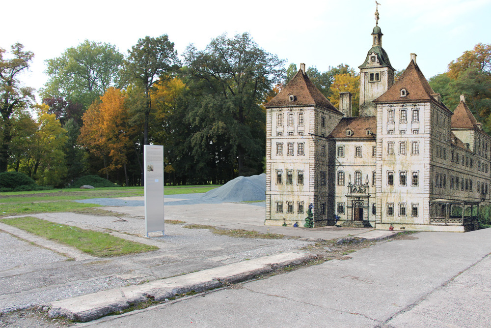 Schloss Rötha 2013 (mit einem Blick zurück ins Jahr 1860)